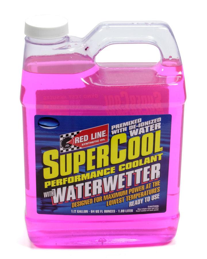 Redline Oil Supercool Extreme Coolant 1/2 Gallon