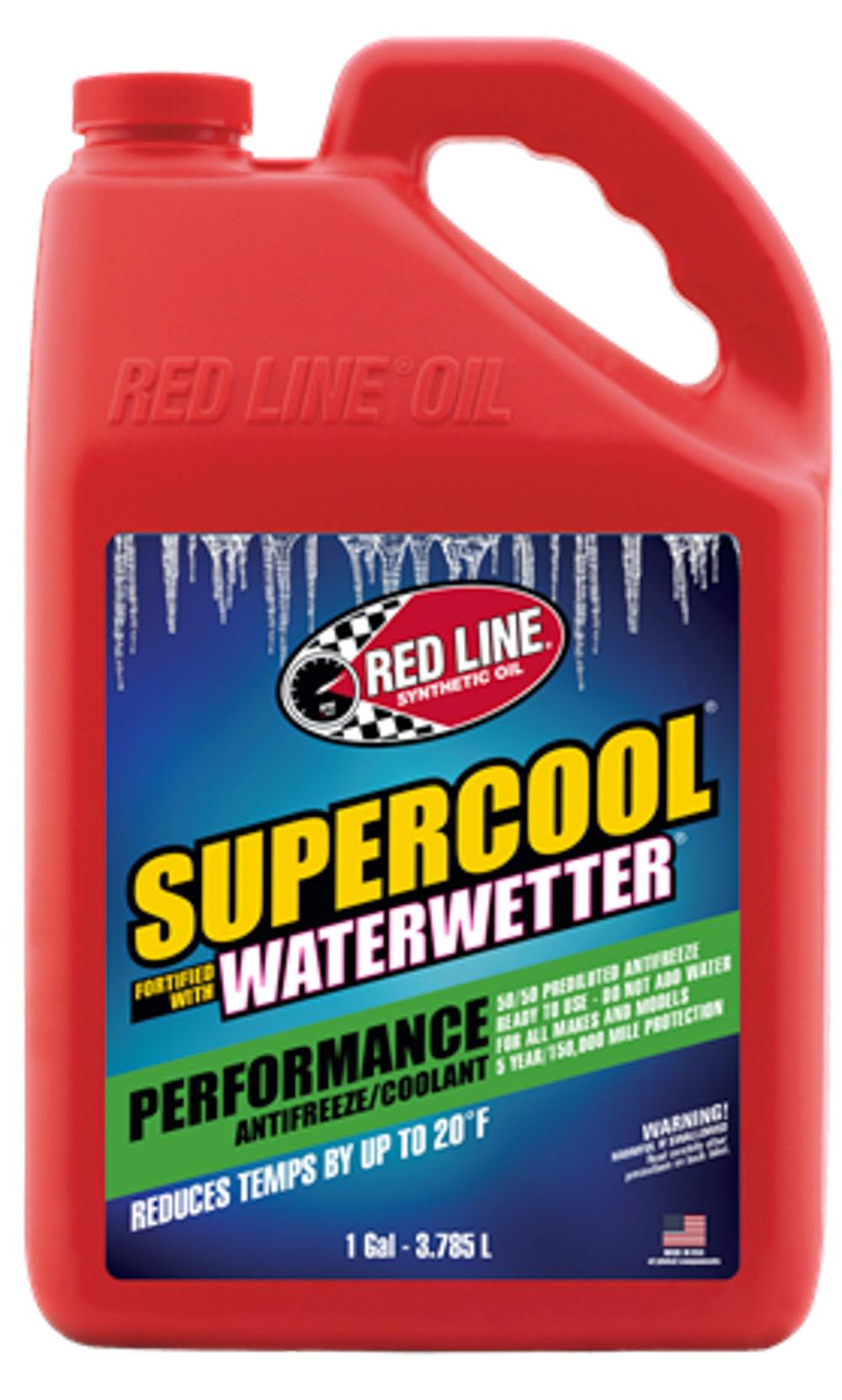 Redline Oil Supercool Performance Coolant 1 Gallon