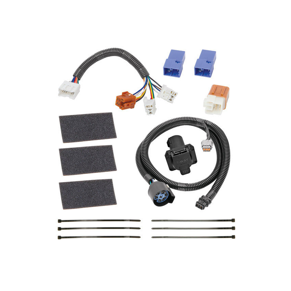 Reese Replacement OEM Tow Pack age Wiring Harness 7-WaY