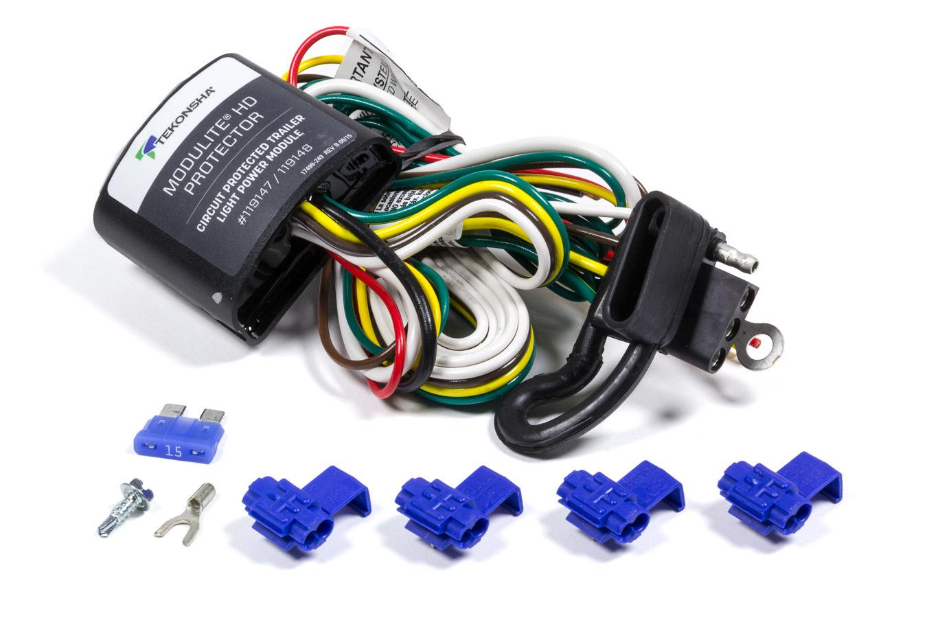 Reese ModuLite HD Protector Trailer Light Power Mod
