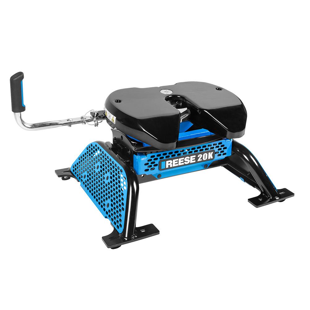 Reese 20K Fifth Wheel w/Kwik Slider Unit