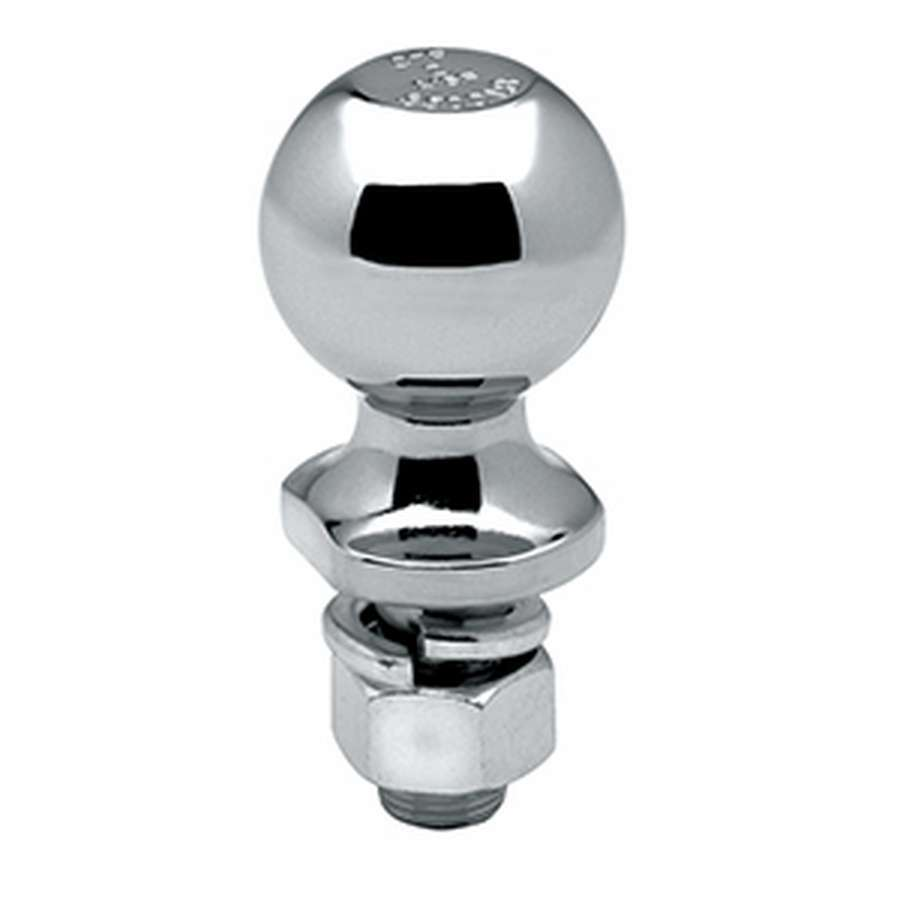 Reese Hitch Ball 2in Chrome