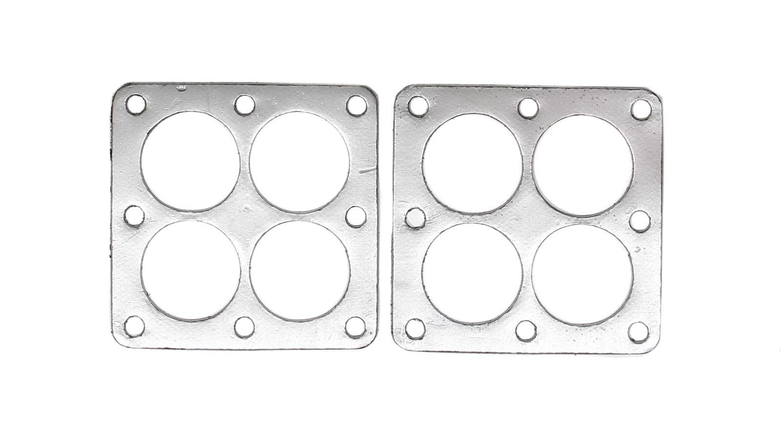 Remflex Exhaust Gaskets Exhaust Collector Gasket (pair) 4-Bolt Universal