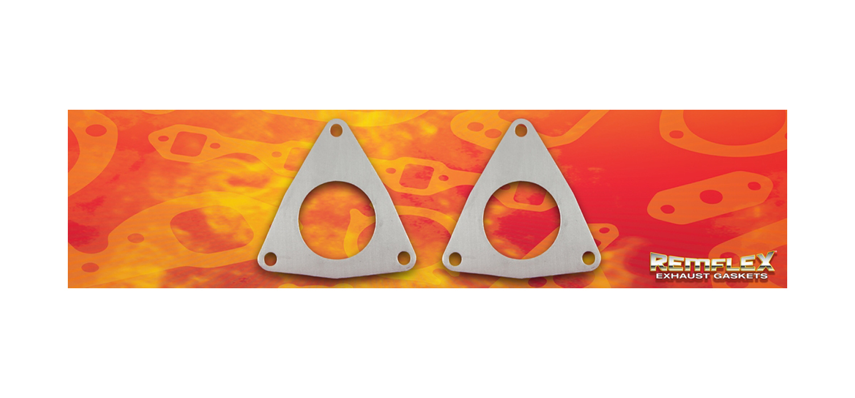 Remflex Exhaust Gaskets Exhaust Gasket Universal 2-9/16in Pipe