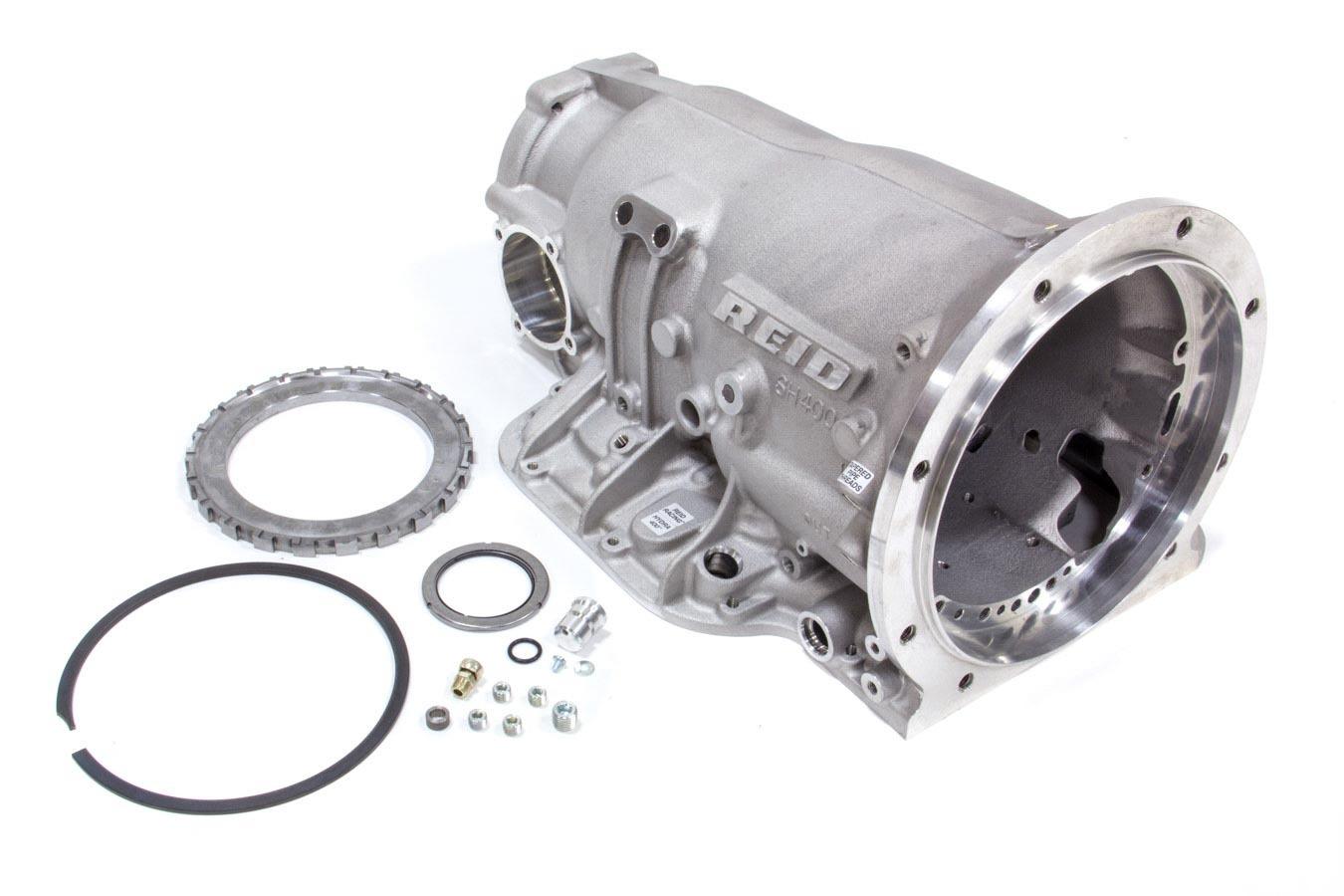 Reid Racing Transmission Case - 2pc. SFI - GM TH400 Drag