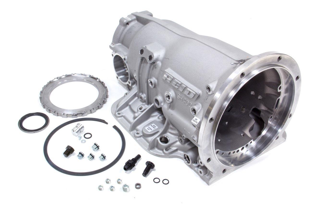 Reid Racing Transmission Case - 2pc. SFI - GM TH400 Offroad