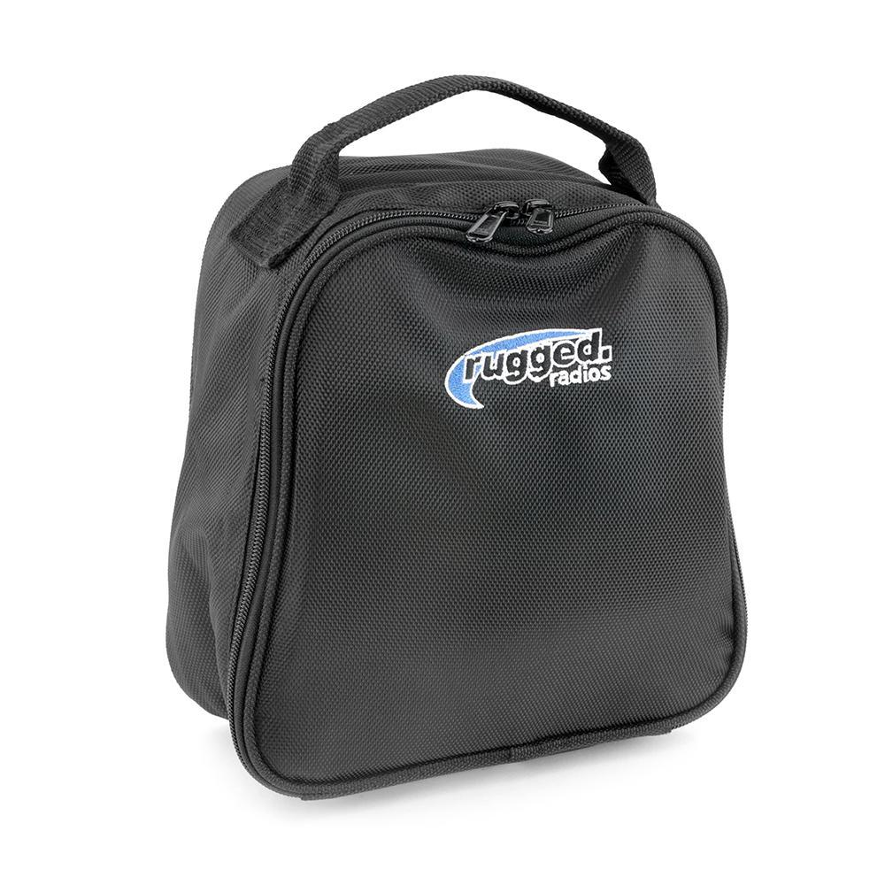 Rugged Radios Bag Carry Single Headset w/ Handle