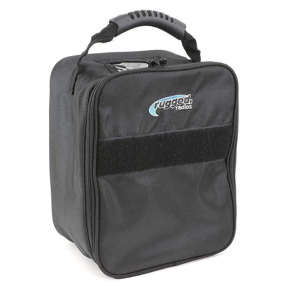 Rugged Radios Storage Bag Dual Headset / Medium w/Handle