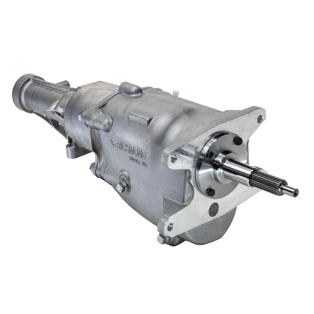 Richmond Super T10 Four Speed Tra nsmission w/2.64 W Ratio