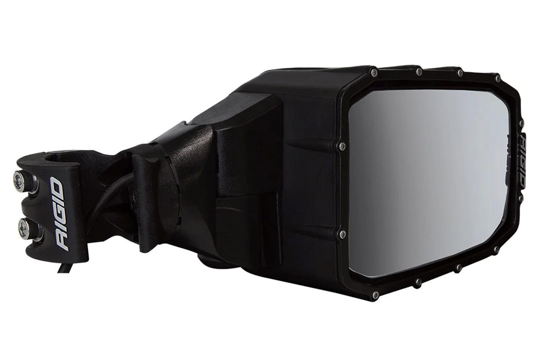 Rigid Industries LED Light Reflect Side Mirror