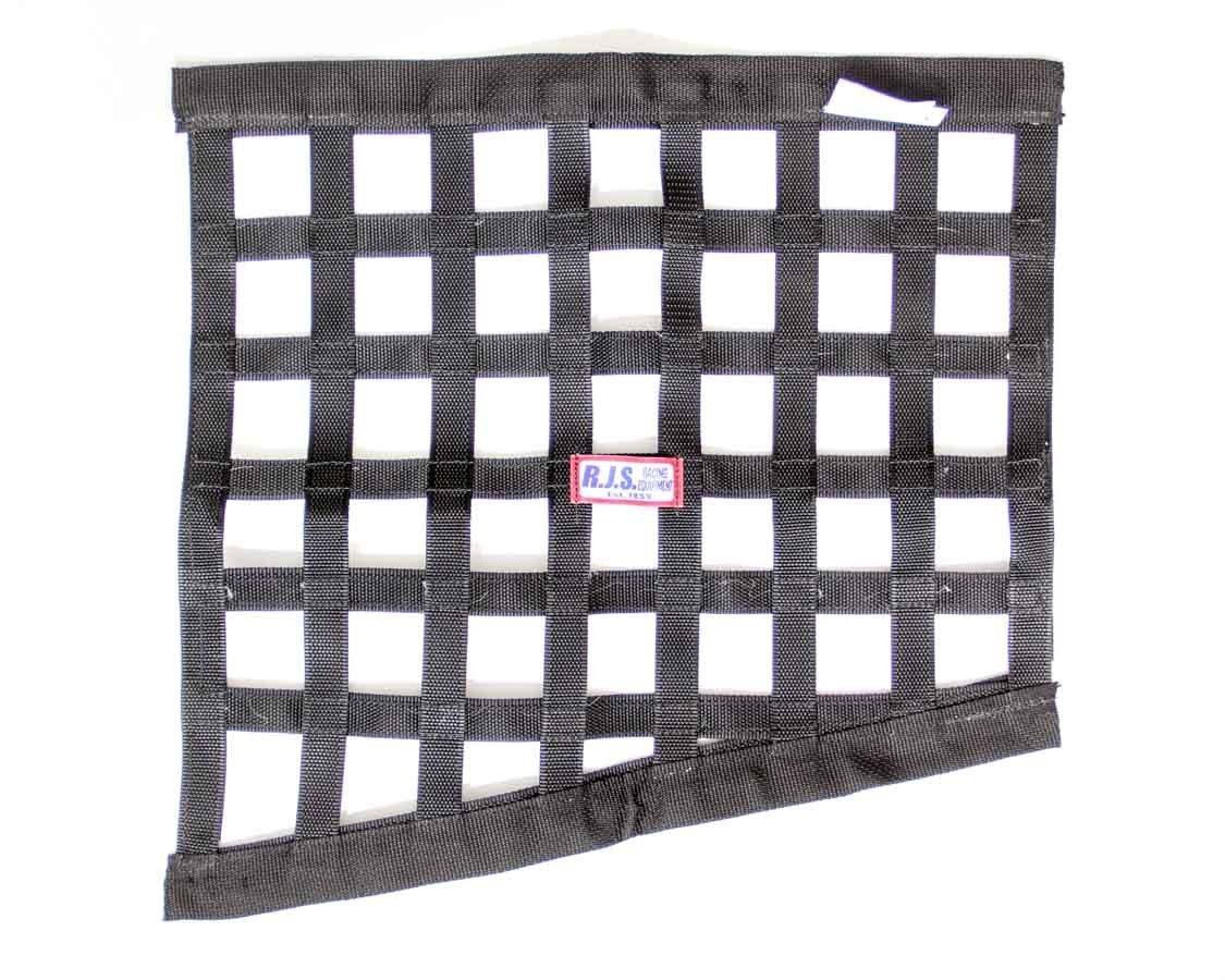 Rjs Safety Black Angled Window Net
