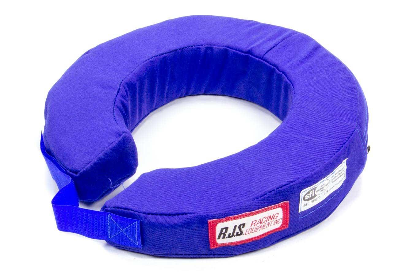 Rjs Safety Neck Collar 360 Blue SFI