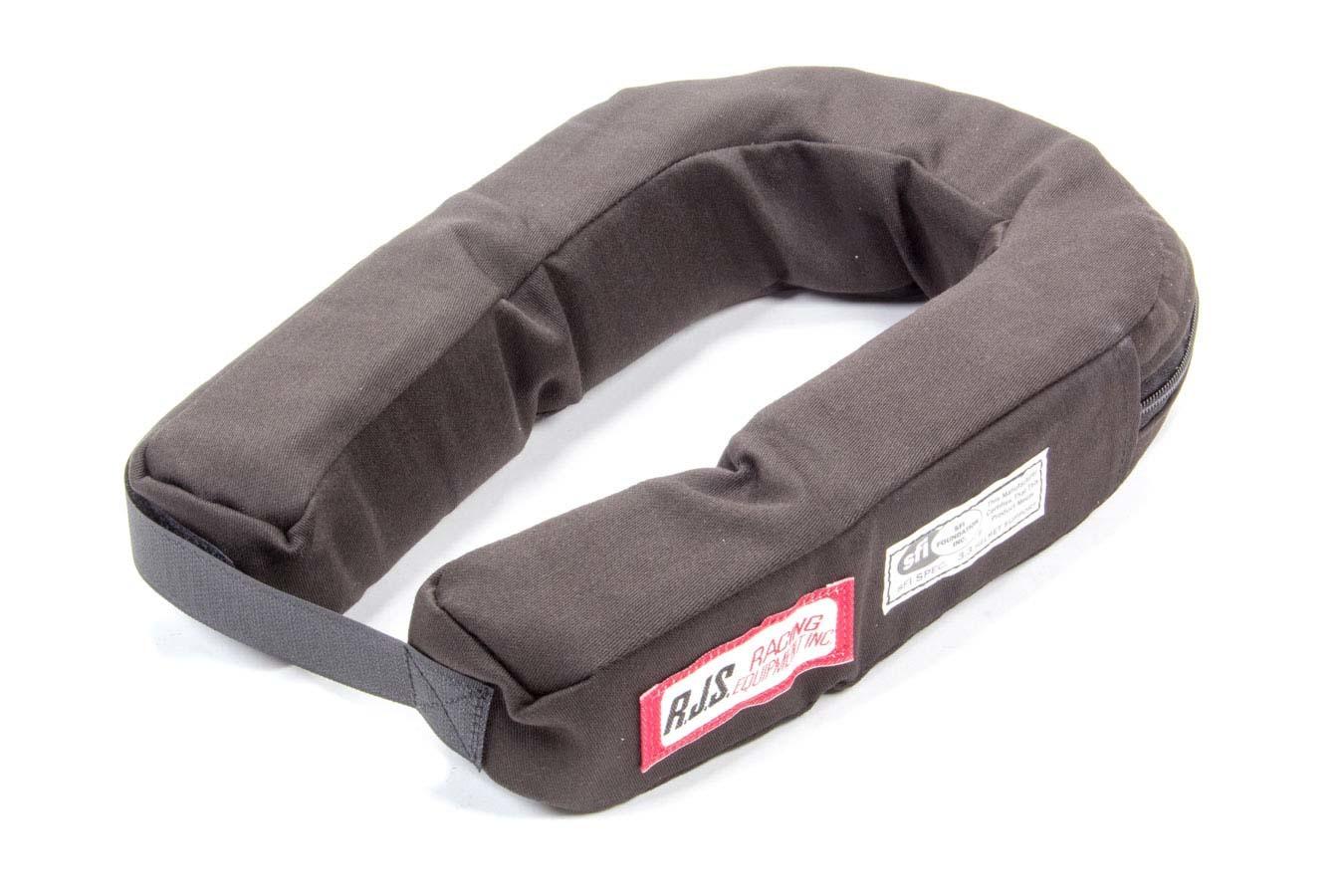 Rjs Safety Neck Collar Horseshoe Black SFI