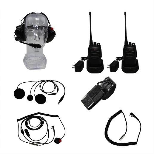 Rjs Safety Pro Sportsman 2 Man Radio System