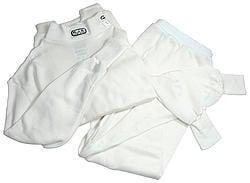 Rjs Safety Nomex Underwear Medium SFI