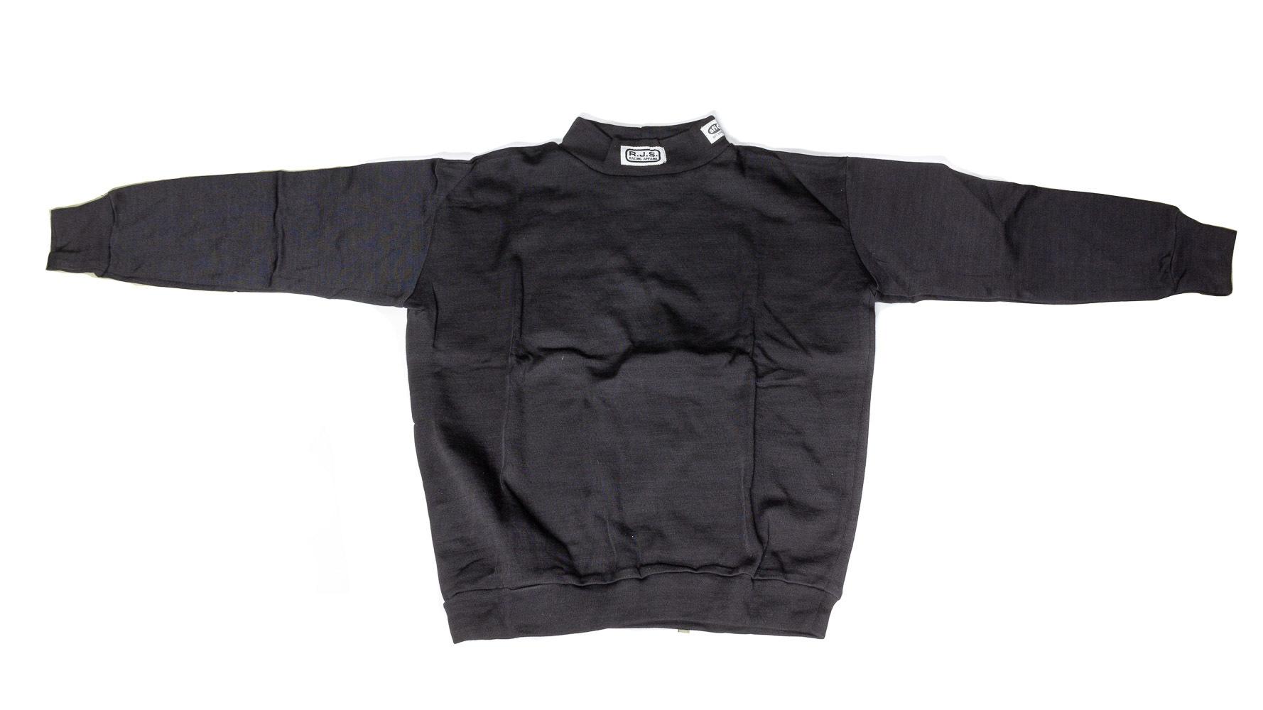 Rjs Safety FR Underwear Top Blk XX-Large SFI 3.3
