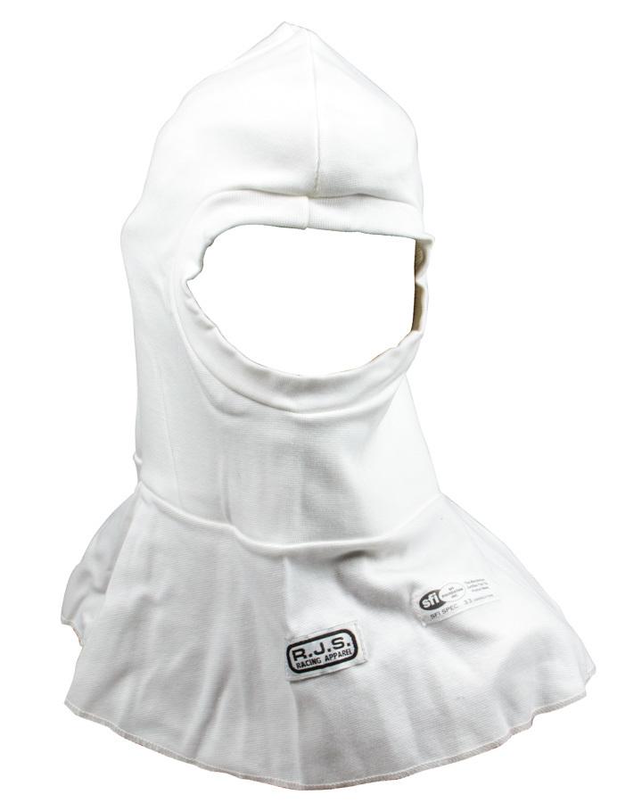 Rjs Safety Nomex Hood Full Face Opening SFI