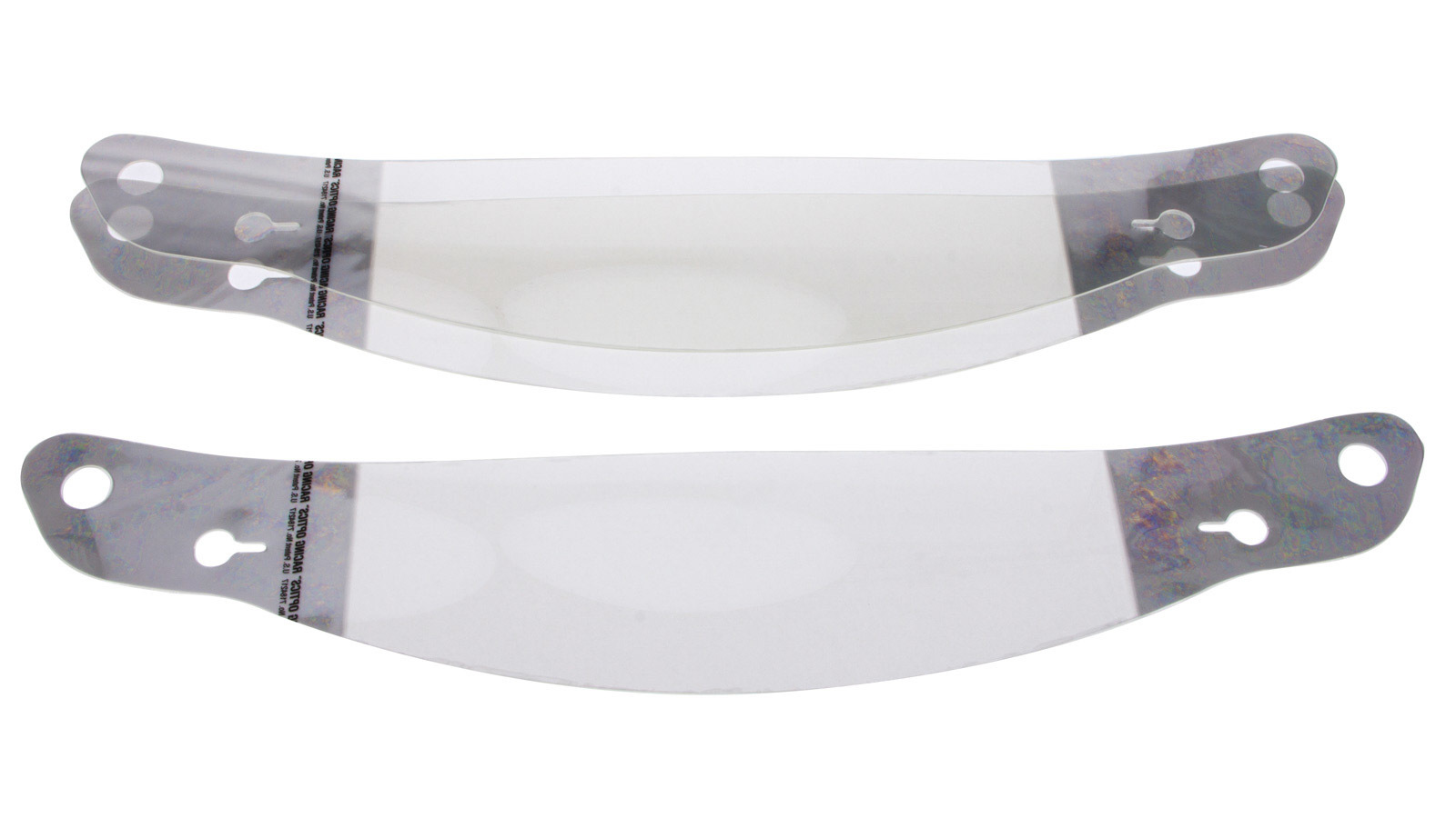 Racing Optics Laminated Tearoff Arai GP6