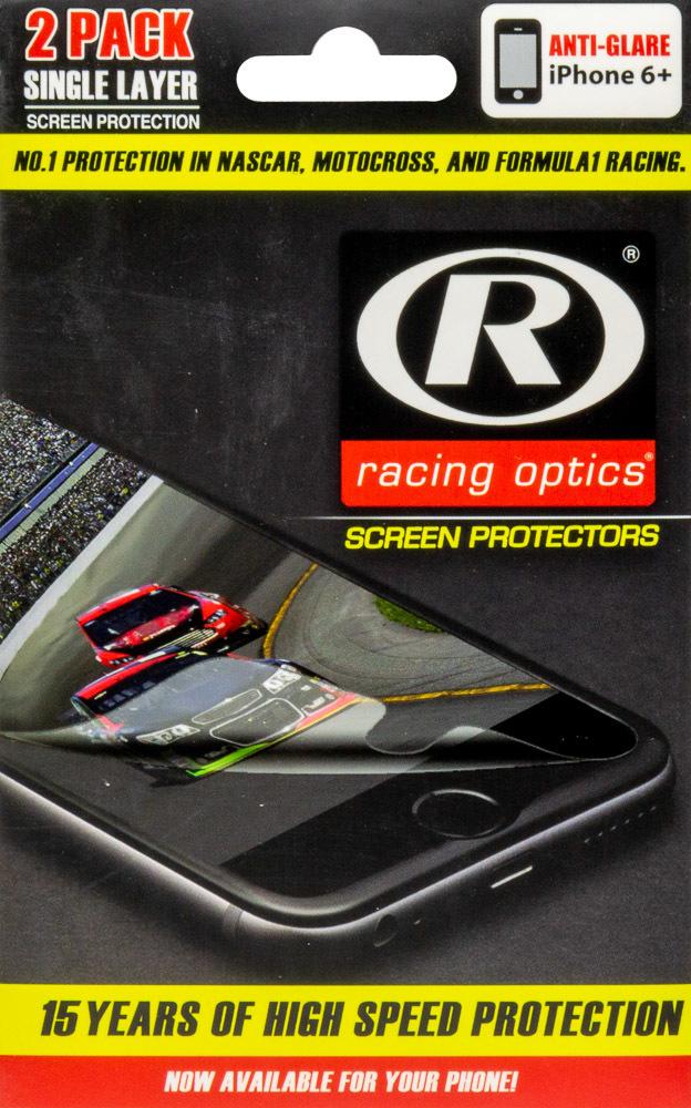 Racing Optics Screen Protectors For iPhone 6+