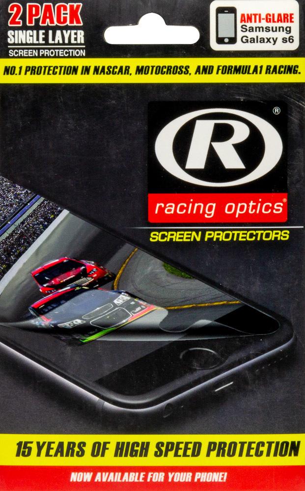 Racing Optics Screen Protectors For Samsung s6