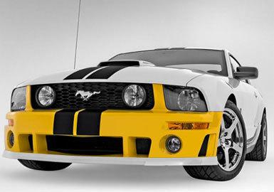 Roush Performance Parts Front Fascia Kit - 05-07 Mustang