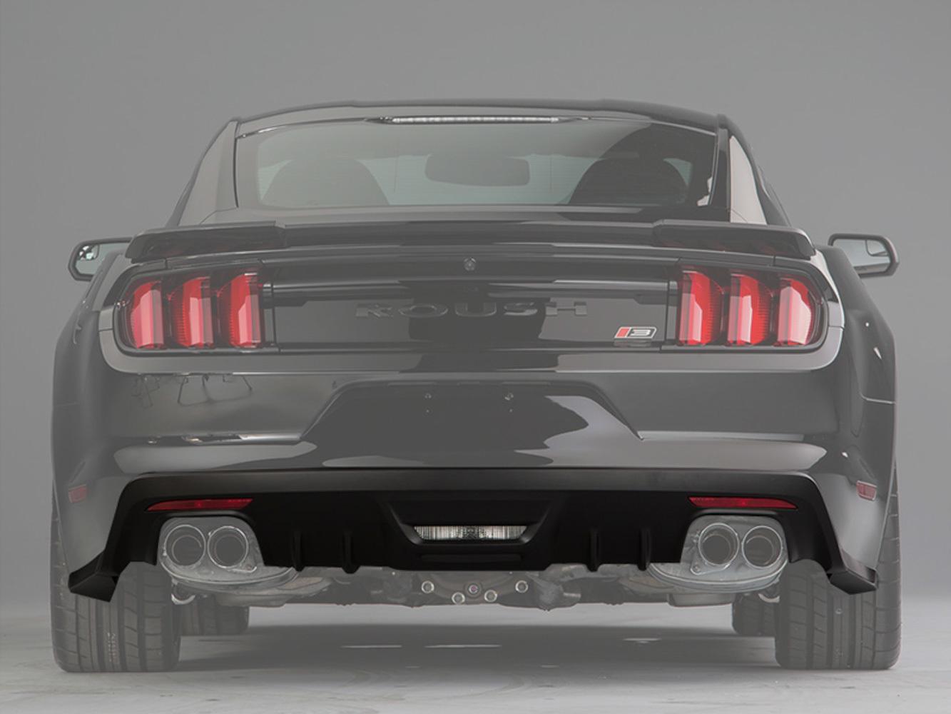 Roush Performance Parts Rear Fascia Valance 15- Up Mustang - Roush