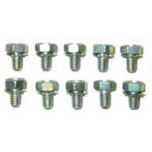 Racing Power Co-packaged Chevy Timing Chain Cove r Bolt Kit (10)