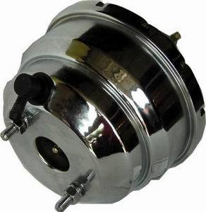 Racing Power Co-packaged Chrome Power Brake Boos ter - 8In
