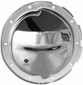 Racing Power Co-packaged GM 1/2 Ton Diff Cover - 10 Bolt Set