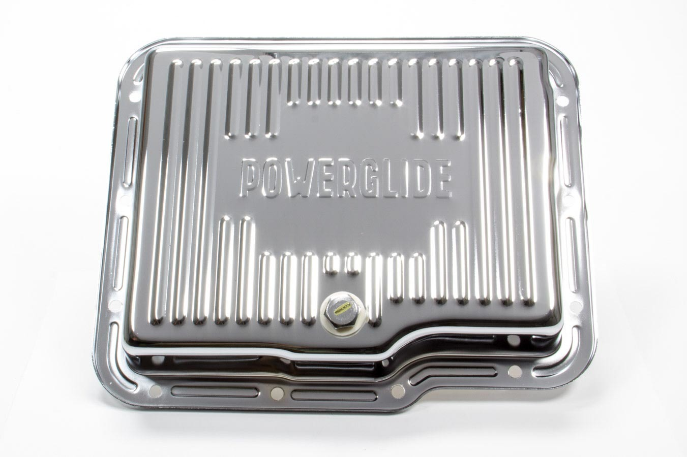Racing Power Co-packaged Chrome Powerglide Trans Pan