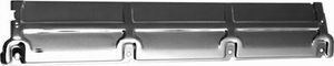Racing Power Co-packaged Chevelle Radiator Suppo rt Panel Chrome