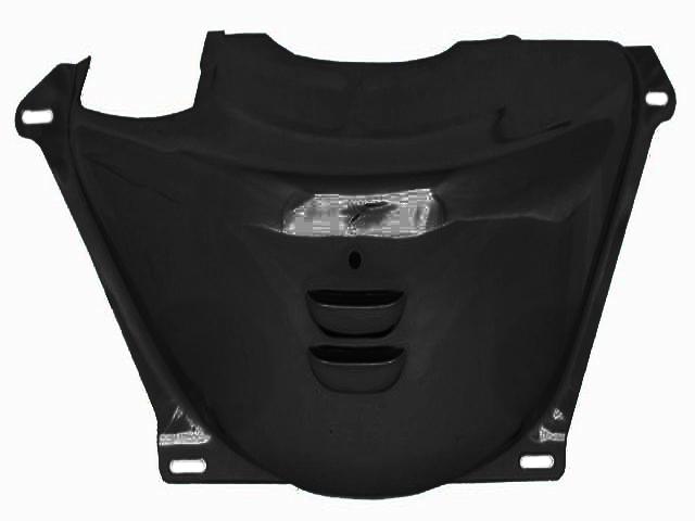 Racing Power Co-packaged Dust Cover Flywheel GM 350-400 Black