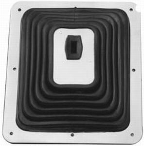 Racing Power Co-packaged Large Shifter Boot 7-3/4 x 8-3/4In
