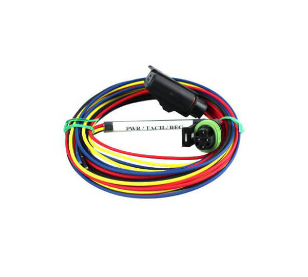 Racepak Wiring Harness - Power Sportsman/Tach/Record