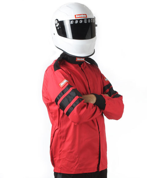 Racequip Red Jacket Single Layer 3X-Large