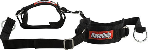 Racequip Arm Restraints Black