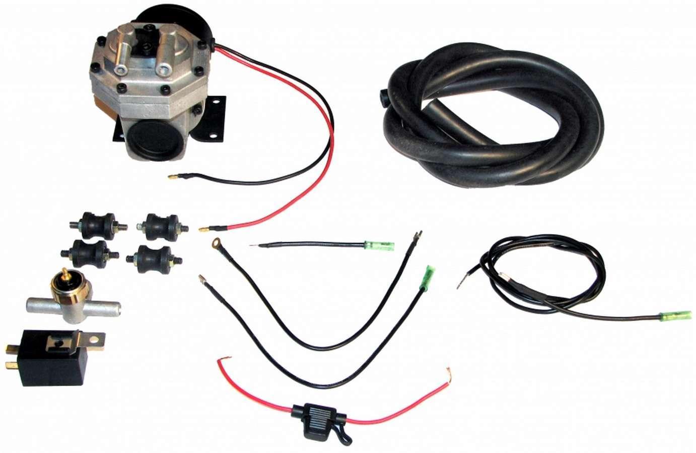 Right Stuff Detailing Electric Vacuum Pump Kit