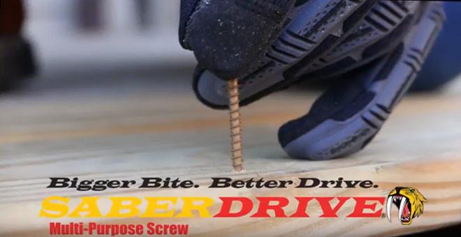 saber drive