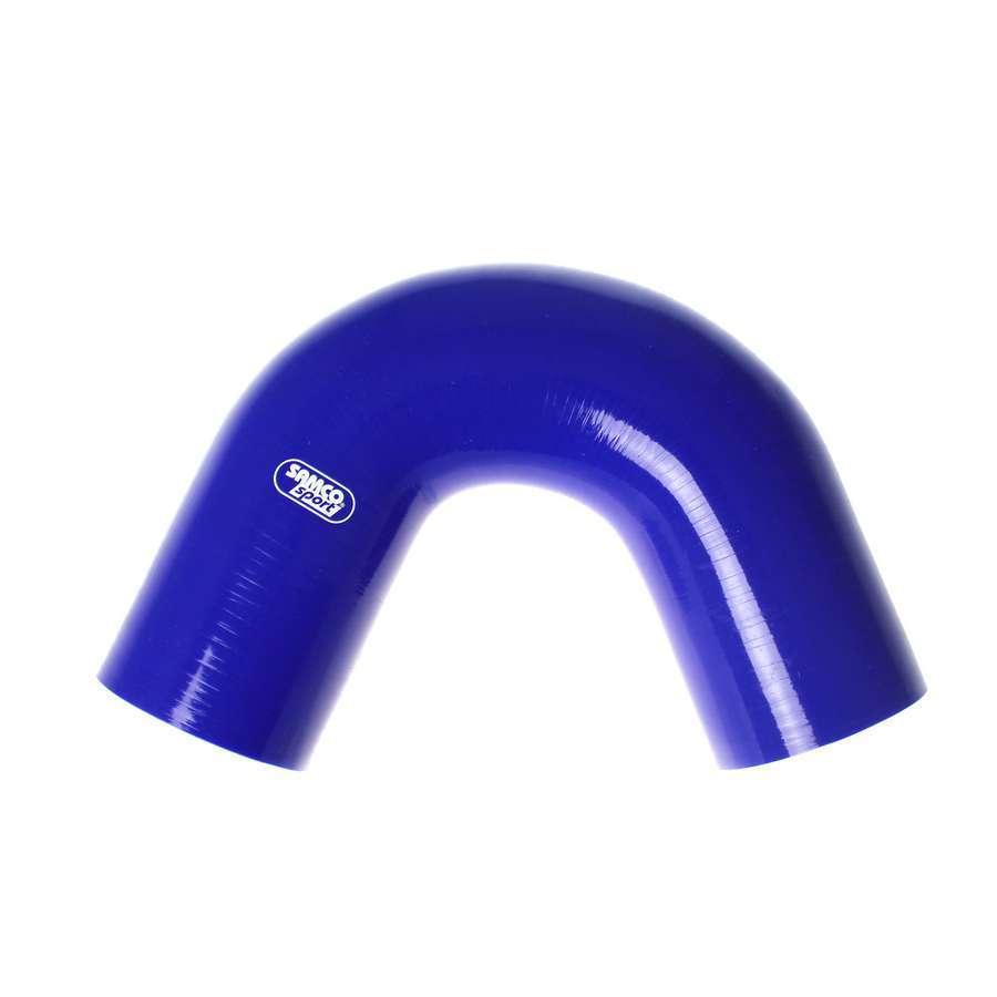 Samco Sport 3-1/2in 135 Deg Elbow Hose Blue