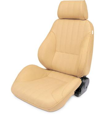 Scat Enterprises Rally Recliner Seat - LH - Beige Vinyl