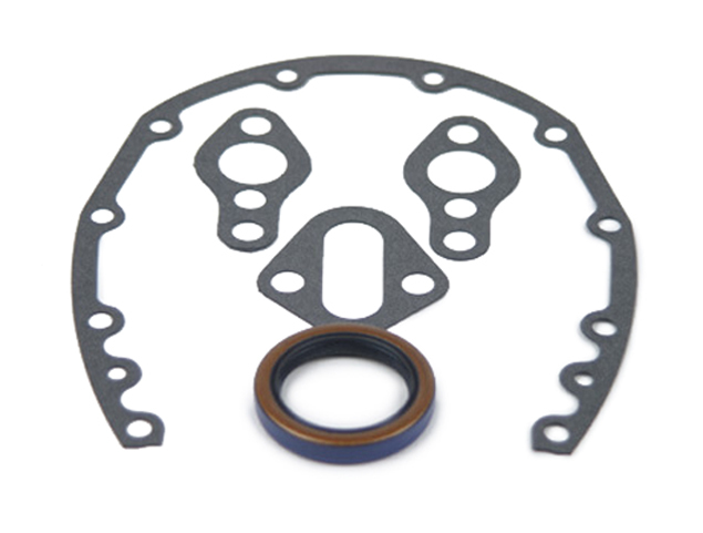 Sce Gaskets SBC Timing Cover Gaasket Set w/Seal