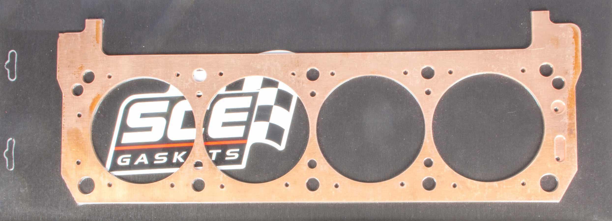 Sce Gaskets Ford SVO Copper Head Gasket RH 4.155 x .050