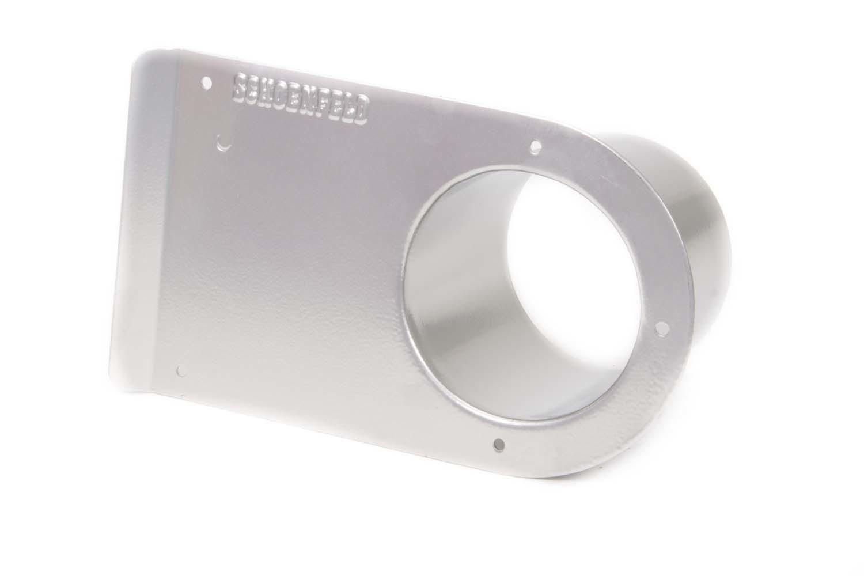 Schoenfeld Tail Pipe Saver 4in Silver