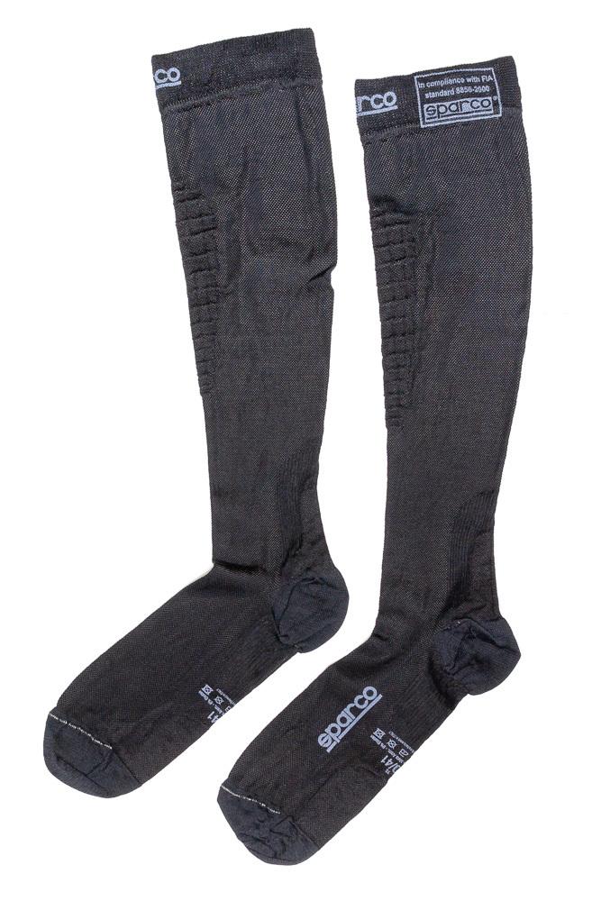 Sparco Socks Black Medium