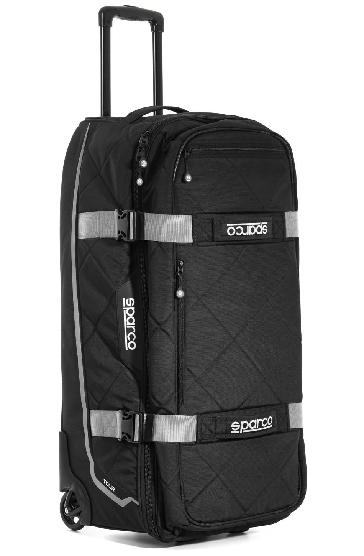 Sparco Bag Tour Black / Silver