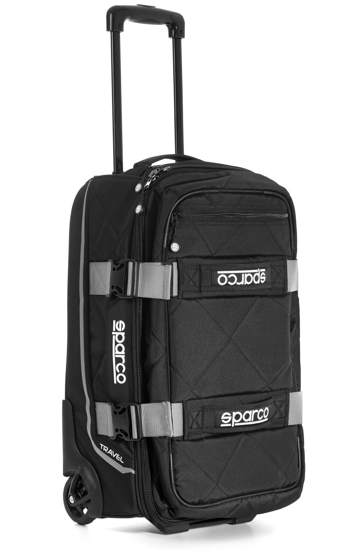 Sparco Bag Travel Black / Silver