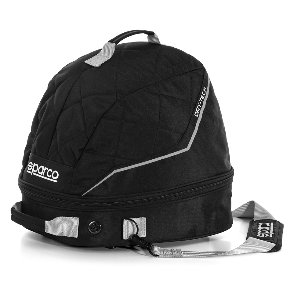 Sparco Helmet Bag Dry Tech Black / Silver
