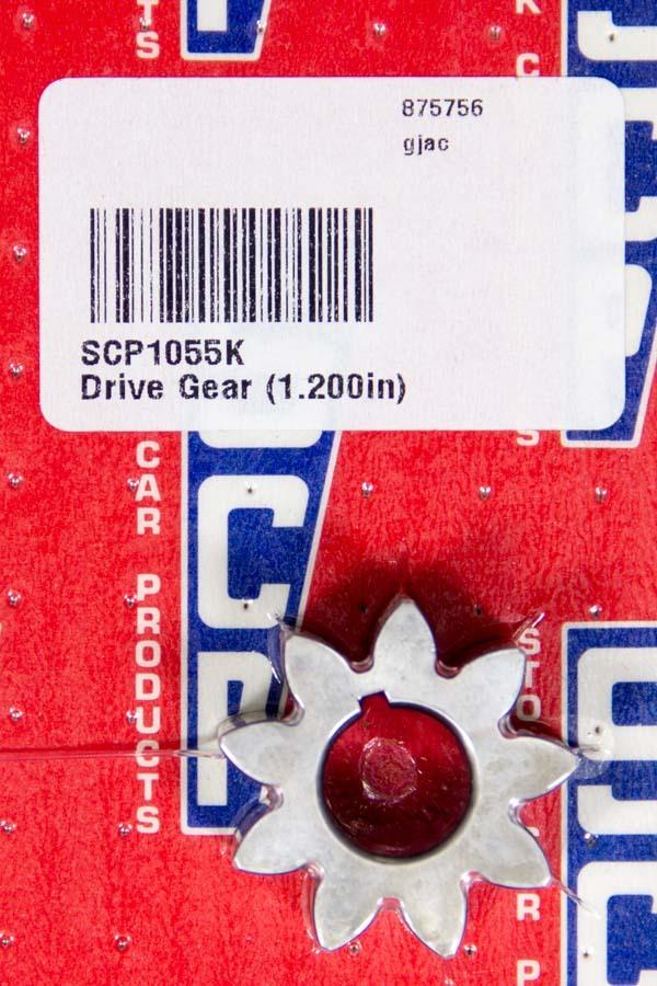 Stock Car Prod-oil Pumps Drive Gear (1.200in)