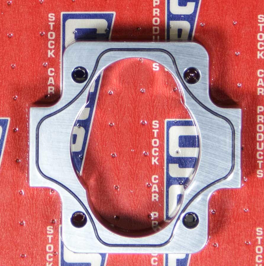 Stock Car Prod-oil Pumps 1.200 Gear Body w/10an Inlet & 12an Oulet
