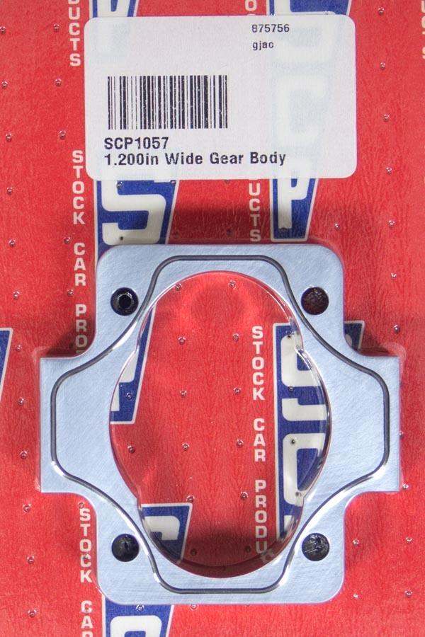 Stock Car Prod-oil Pumps 1.200in Wide Gear Body